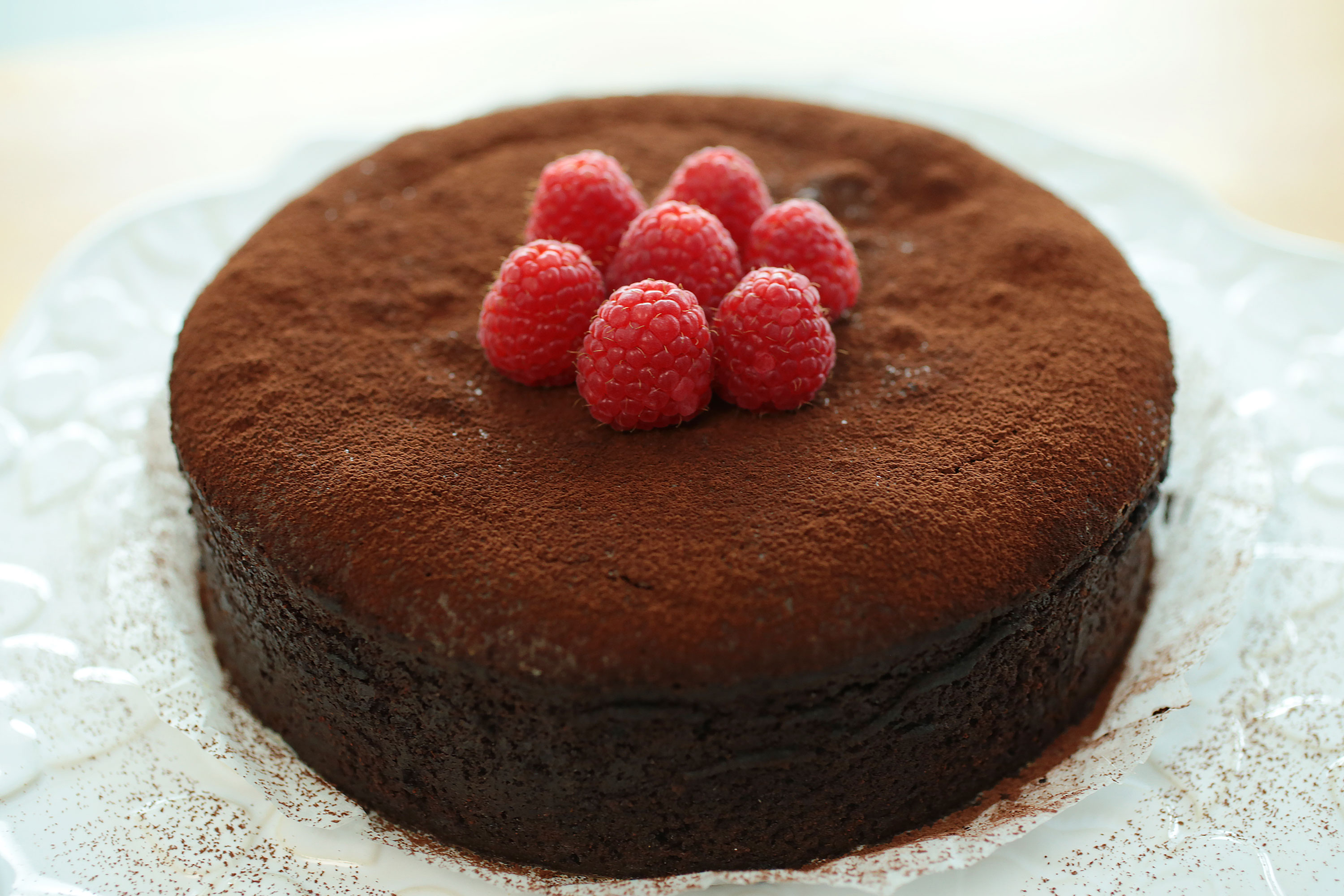 Kladdkaka (Swedish Chocolate Cake)